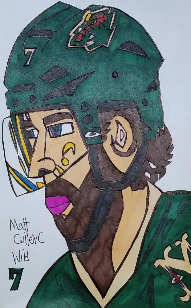 Matt Cullen par armattock